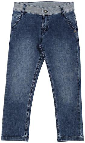 Pantaloons Junior Boy's Jeans For Boys (Blue)