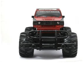 Param 1:20 Scale Off-Road Passion Mad Cross Country Racing Car,Red Hummer