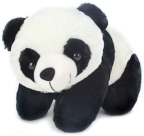 Park Panda Soft Toy White And Black - 7 inch