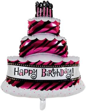 Party Bazaar Happy Birthday Foil Baloon.
