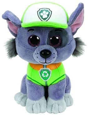 Paw Patrol Plush Toys - Rocky's Rescue Observation
