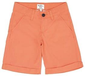 Pepe Jeans Boy Orange Shorts