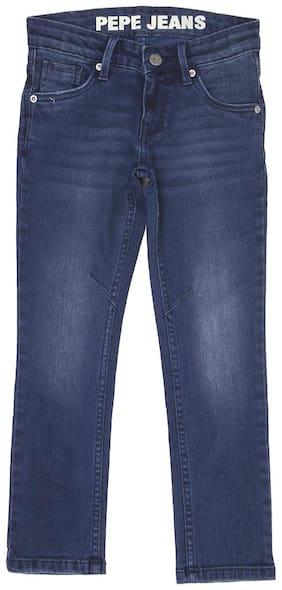 Pepe Jeans Boy's Regular fit Jeans - Blue