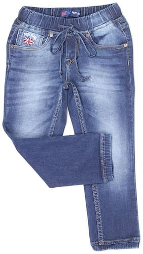 Pepe Jeans Boy's Slim fit Jeans - Blue