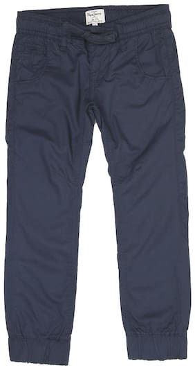 Blue Trousers Trousers