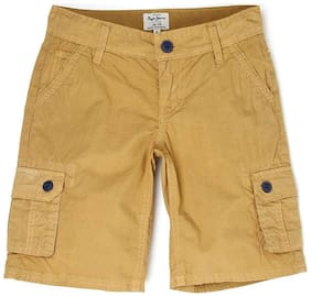 Pepe Jeans Boy Solid Na - Brown