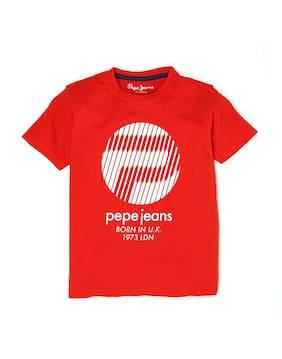 Pepe Jeans Boys Cotton Regular Casual