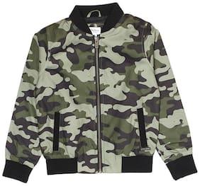 Green Winter Jacket Jacket