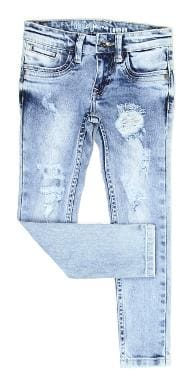 Pepe Jeans Girl Solid Jeans - Blue