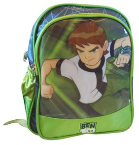 Peppy Ben 10 School Bag