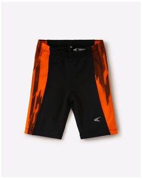 Performax By Reliance Trends Boy Solid Na - Black