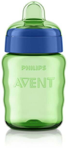 Philips Avent Classic Spout Cup 260ml (Green/Blue)