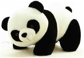 Pikaboo Adorable Panda Cute Stuffed Soft Toy For Kids & Decoration With Soft Fluffy Make