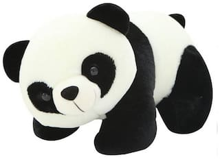 Pikaboo Adorable Panda Stuffed Toy For Kids With Fluffy Soft Stuffing;Suitable For Room Decoration