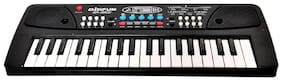 Pikaboo (BIGFUN Bf-430A1) 37 Keys Piano With Dc Output, Mobile Charger Support For Play And Microphone