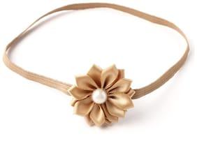 Pikaboo Simple flower headband - Beige