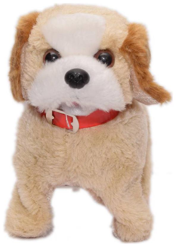 Pikaboo Somersaulting Puppy Toy For Kids With Walking   Barking Functions,Battery operated