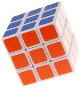 Pikaboo Speed Rubik's Cube For Kids & Adults Beginners Learning Cube 3X3X3 With Speed Turning Support