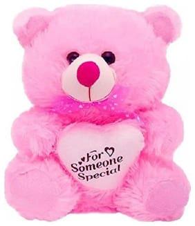 ZOONIO Pink Teddy Bear - 60 cm , 1