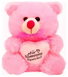 ZYUMA Red Teddy Bear - 60 cm , 1