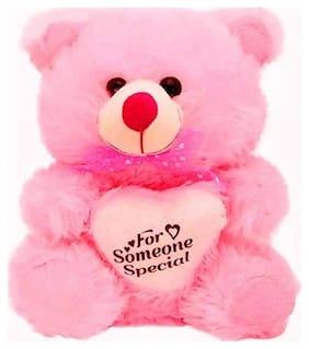 ZYUMA Red Teddy Bear - 60 cm