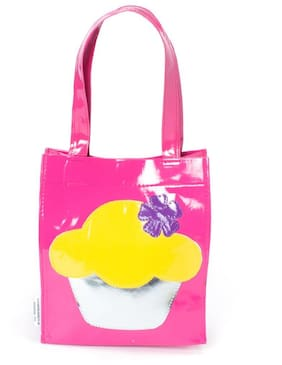 Pink Cupcake Small Tote