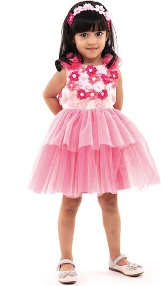 Pink Esther Dress