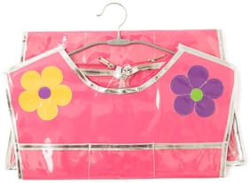 Pink Flower Accessory Organizer Birthday Gift / Return Gift / kids Gift