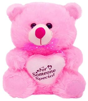 Pink Teddy Bear for some one special 40 cm