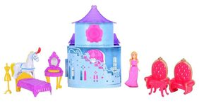 Planet Of Toys Beautiful Princess Castle With Accessories