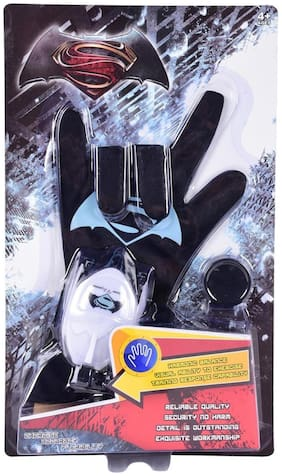 Planet of Toys Superhero Glove with Disc launcher (with light and sound)