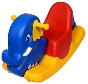 Playgro Jumbo Elephant Ride On - 2405 (Colour May Vary)