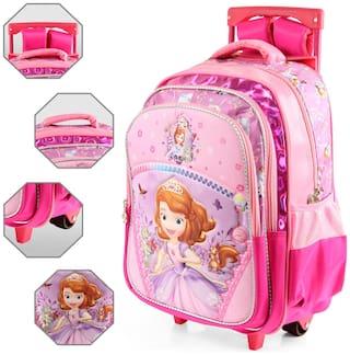 Polo ClassDisney School Bag Trolley SBT-2