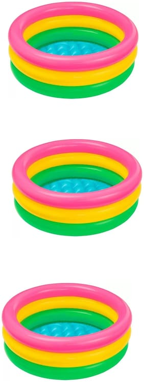 Pool 2ft For Kids Pack Of 3