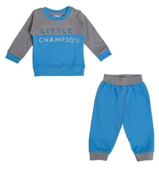 cdadc7571cf Buy Popees Baby Boy Combo Set - Blue Online at Low Prices in India ...