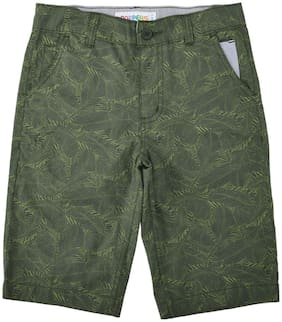 Poppers by Pantaloons Boy Solid Na - Green