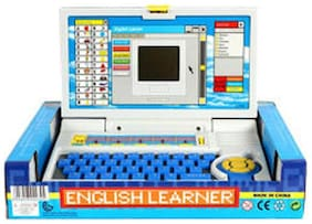 Prasid English Learner Computer Toy Laptops