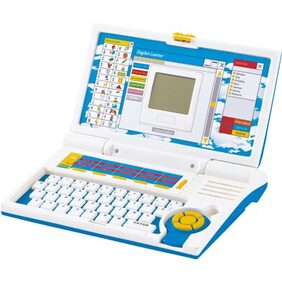 Prasid English Learner Laptop For Kids 20 Activities