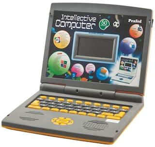 PraSid Kids Intellective Computer Toy Educational Laptop