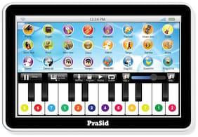 Prasid White Record & Play 20 Key Music Synthesizer