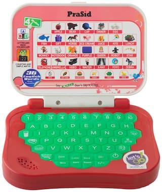 PraSid Word Play Kids Laptop