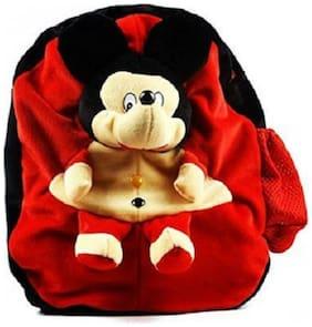 Pratham Enterprises Red Soft Toy Bag