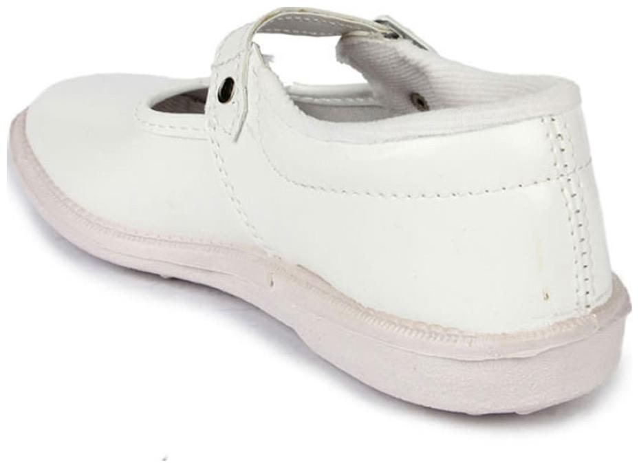 6e6b11ef8ce8 Buy Liberty White School shoes For Girls Online at Low Prices in India -  Paytmmall.com