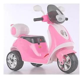 Premium Goods Pro Little chime baby scooter Pink