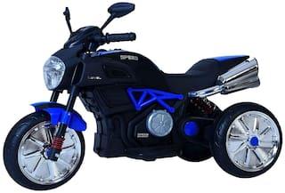 Premium Goods Pro Playland Speed Rider Bike Blue