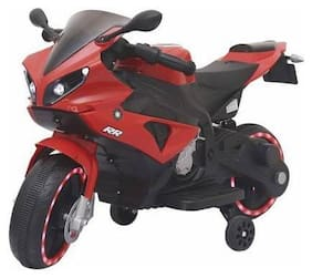 Premium Goods Pro Authentic Fit Bike Battery Operated Ride On  (Red)