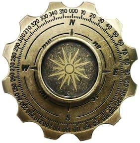 Premium Quality Compass Fidget Hand Spinner Toy