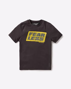 Printed QuickDry T-shirt