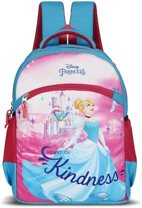 Priority Disney Princess School Bag Kids Casual Backpack for Girls Color Multi