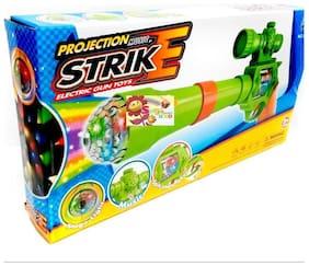 New Pinch Projection Music Strike musicle Gun